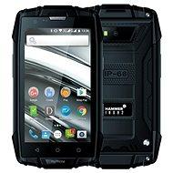 myPhone Hammer Iron 2 černá - Mobilní telefon