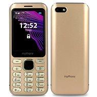 myPhone Maestro zlatá - Mobilní telefon