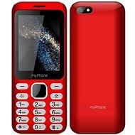 myPhone Maestro červená - Mobilní telefon