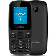 myPhone 3330 black - Mobile Phone