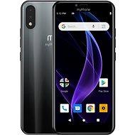 MyPhone Prime 4 Lite černý - Mobilní telefon