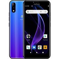 MyPhone Prime 4 Lite modrý - Mobilní telefon