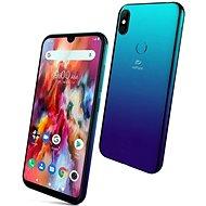 MyPhone Pocket Pro modrý - Mobilní telefon