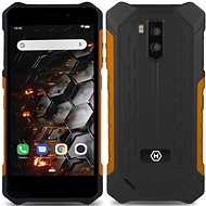 MyPhone Hammer Iron 3 3G oranžový - Mobilní telefon
