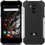 MyPhone Hammer Iron 3 3G stříbrný - Mobilní telefon