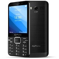 MyPhone Up Black - Mobile Phone