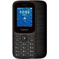 myPhone 2220 černá - Mobilní telefon