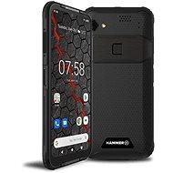 myPhone Hammer Blade 3 černá - Mobilní telefon