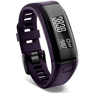 Garmin vivosmart Optic Purple (velikost L) - Fitness náramek