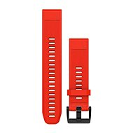 Garmin QuickFit 22 Silicone Red - Watch band