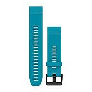 Garmin QuickFit 22 silikonový modrý - Řemínek
