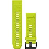 Garmin QuickFit 26 silikonový žlutý - Řemínek