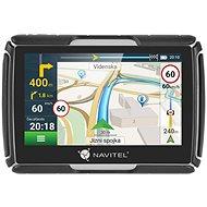 NAVITEL G550 Moto GPS Lifetime - GPS Navigation