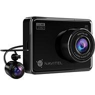 NAVITEL R9 Dual GPS Wifi (Radary 47 zemí) - Kamera do auta