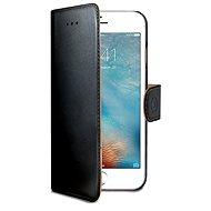 CELLY WALLY800 pro iPhone 7/8 černé - Pouzdro na mobilní telefon