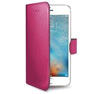 CELLY WALLY801PK pro iPhone 7/8 Plus růžové - Pouzdro na mobilní telefon