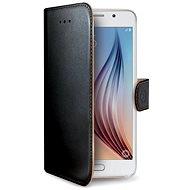 CELLY WALLY490 černé - Pouzdro na mobilní telefon