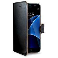 CELLY WALLY590 černé - Pouzdro na mobilní telefon