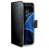CELLY WALLY591 černé - Pouzdro na mobilní telefon