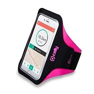 """CELLY ARMBAND for phones up to 6.2"""", pink - Mobile Phone Case"""