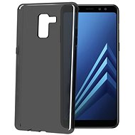CELLY Gelskin pro Samsung Galaxy A8 Plus (2018) černé - Ochranný kryt