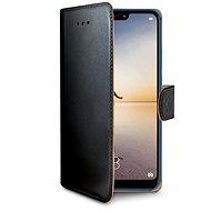 CELLY Wally pro Huawei P20 Lite černé - Pouzdro na mobilní telefon