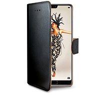 CELLY Wally pro Huawei P20 černé - Pouzdro na mobilní telefon