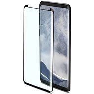 CELLY Privacy 3D pro Samsung Galaxy S9+ černé - Ochranné sklo