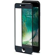 CELLY 3D Glass pro Apple iPhone 7/8 černé - Ochranné sklo