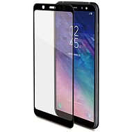 CELLY 3D Glass pro Samsung Galaxy A6 Plus (2018), černé