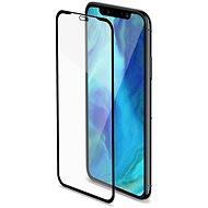 CELLY Full Glass pro Apple iPhone XR černé - Ochranné sklo