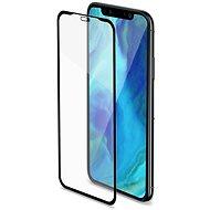 CELLY Full Glass pro Apple iPhone XS Max černé - Ochranné sklo