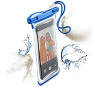 Cellularline VOYAGER 2019 modré - Pouzdro na mobilní telefon