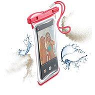 Cellularline VOYAGER 2019 růžové - Pouzdro na mobilní telefon