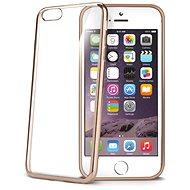 CELLY Laser LASER801GD zlaté - Pouzdro na mobilní telefon