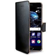 CELLY Wally pro Huawei P10 černé - Pouzdro na mobilní telefon