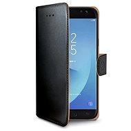 CELLY Wally pro Samsung Galaxy J5 (2017) černé - Pouzdro na mobilní telefon