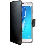 CELLY Wally pro Samsung Galaxy J7 (2017) černé - Pouzdro na mobilní telefon
