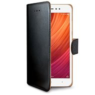 CELLY Wally pro Xiaomi Redmi Note 5A / 5A Prime / 5A Lite černé - Pouzdro na mobilní telefon