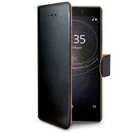 CELLY Wally pro Sony Xperia L2 černé - Pouzdro na mobilní telefon