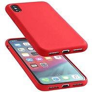 CellularLine SENSATION pro Apple iPhone XS Max červený