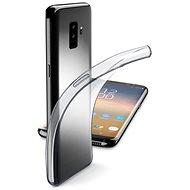 CellularLine Fine pro Samsung Galaxy S9 Plus bezbarvý