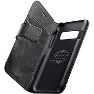 Cellularline Supreme pro Samsung Galaxy S10+ černé - Pouzdro na mobilní telefon