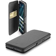 CellularLine Book Clutch pro Huawei P30 černé - Pouzdro na mobilní telefon