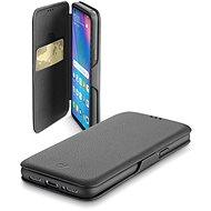CellularLine Book Clutch pro Huawei P30 Lite černé - Pouzdro na mobilní telefon
