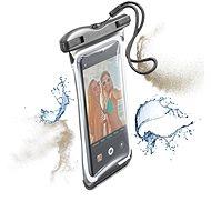 Cellularline VOYAGER 2019 černé - Pouzdro na mobilní telefon