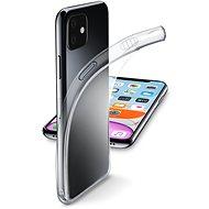 CellularLine Fine pro Apple iPhone 11 transparentní - Kryt na mobil