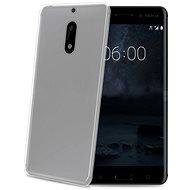 CELLY Gelskin pro Nokia 6 bezbarvý - Ochranný kryt