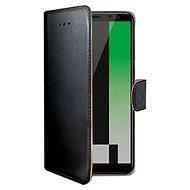 CELLY Wally pro Huawei Mate 10 Lite černé - Pouzdro na mobilní telefon