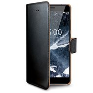CELLY Wally pro Nokia 5.1/Nokia 5 (2018) černé - Pouzdro na mobilní telefon